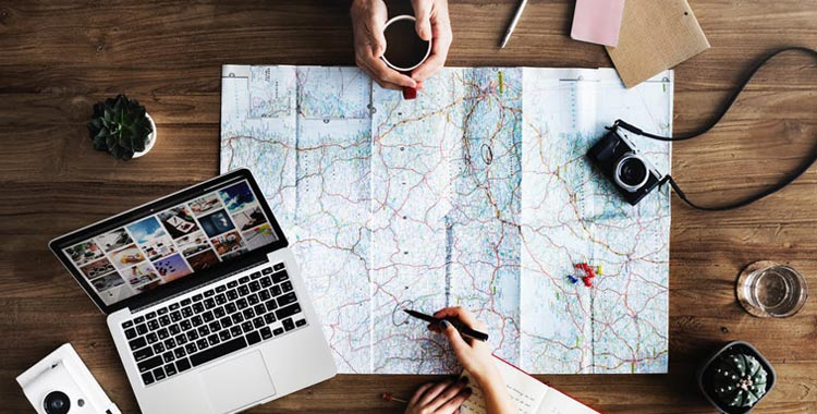 Guia de como montar uma agência de turismo