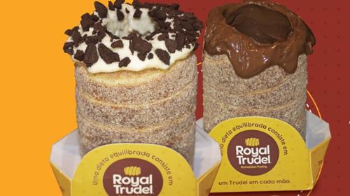Alimentos da franquia Royal Trudel