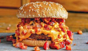 Burger Hoppy Melt