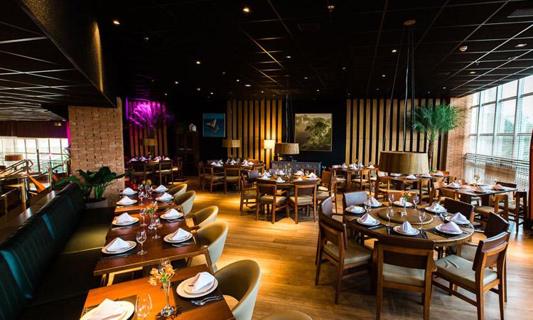 Franquia de restaurante Coco Bambu