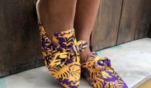 Preços dos calçados femininos