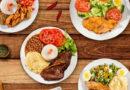 Refeições do restaurante Jeitinho Caseiro
