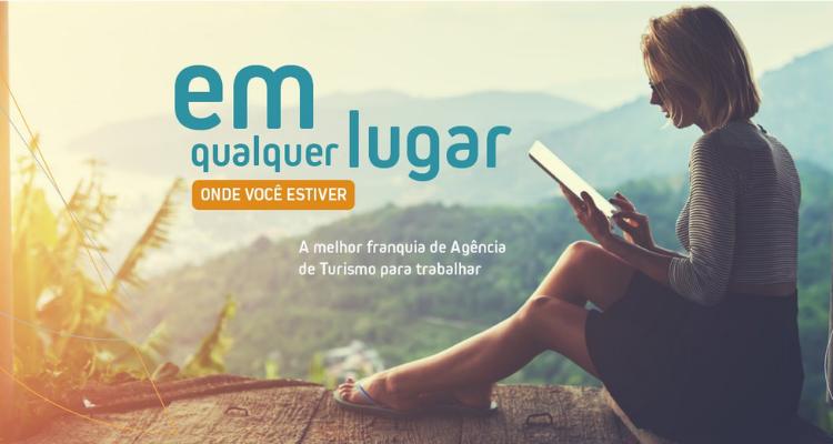 Franquia Ahoba Viagens custa até 5 mil reais