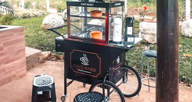 Franquias baratas de até 5 mil Café Maeg